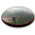 SINOFUJI High Voltage Wrap Around Overhead Line Cover