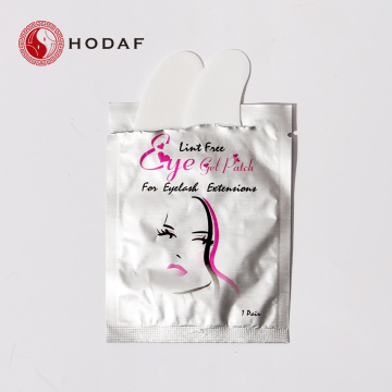 Factory Eyelash Extension Lint Free Gel Eye Pads