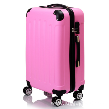 Wholesale luggage factory abs travel luggage set