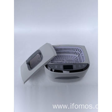 Touch Control Mini Ultrasonic Cleaner