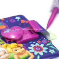 Feather Pen Secret Diary Stationery