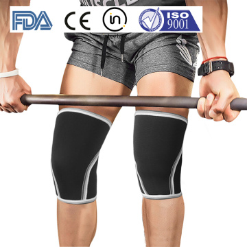Weightlifting squat knee support knee pads