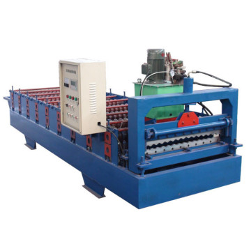 Metal Corrugated Roofing Sheet Making Machine