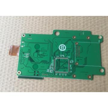 4 layer Rigid-flex  PCB with ENEPIG