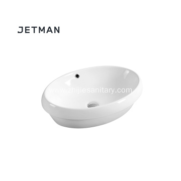 bathroom wash basin ceramic counter basin