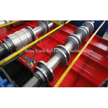 Aluminum IBR Roof Since lock roll forming machine