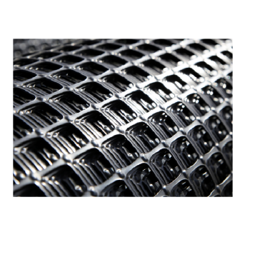 Plastic Road Geo Grids PP Biaxial Geogrid