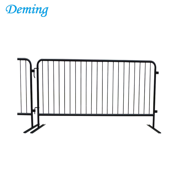 High Quality Hot Sales  Removable Crowd Control Barrier