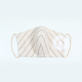 SUMMER STRIPES TEXTILE MASK