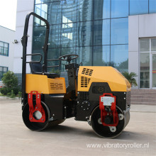 Ride-on Asphalt Road Rollers Machine In Stock