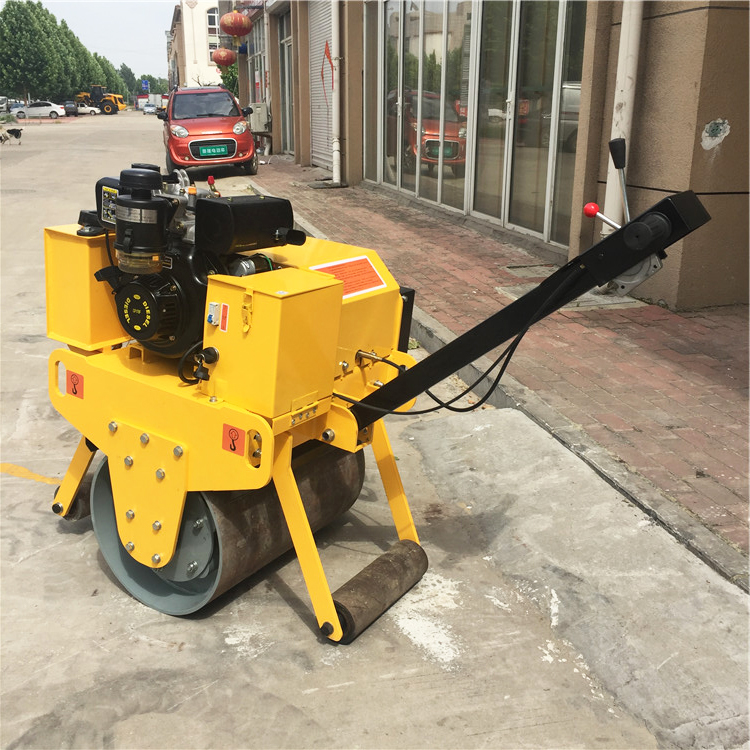 Single Drum Road Roller on sale
