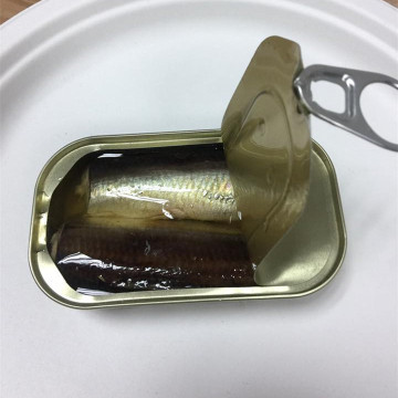 Sardine Fish Canned In Vegetable Oil Different Weights