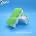 kitchen cleaning tools magic melamine sponge scouring pad magic eraser scourer sponge for dish washing/office cleaning