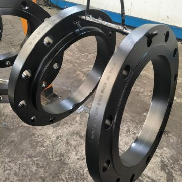 A105 Forged Carbon Flanges Black Painting