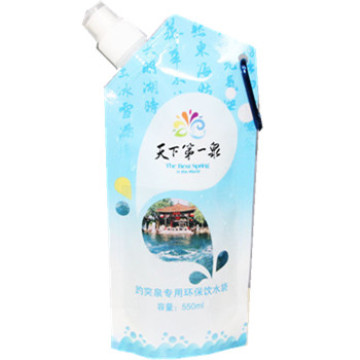 550ml special environmental protection standing spout bag
