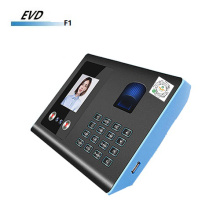 Face recognition fingerprint attendance machine