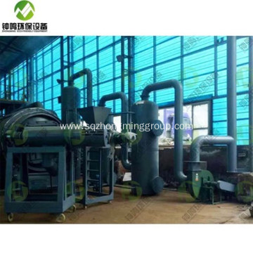 Plastic Pyrolysis Plant for Sale in India