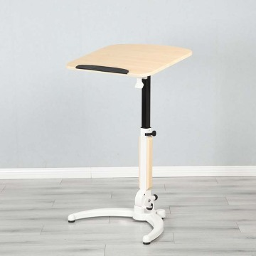 Gas Lift Pneumatic Height Adjustable Desk