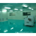 Clean room of Chile Pharmaceutical Factory