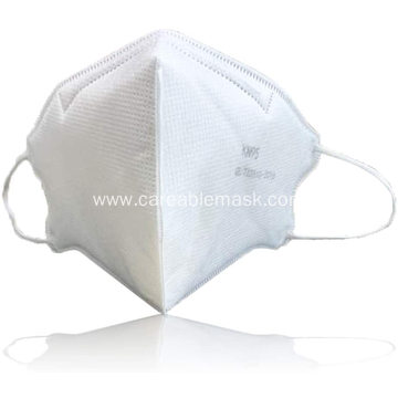 Careable KN95 certified Respirator 5 Layer Anti-fog