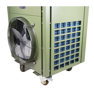 HVAC for Medical Shelters mobile Field Hospitals