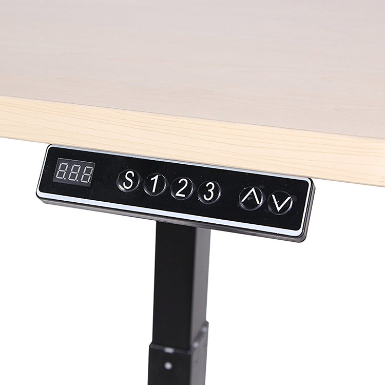 Motorized Adjustable Computer Desks For Standing And Sitting