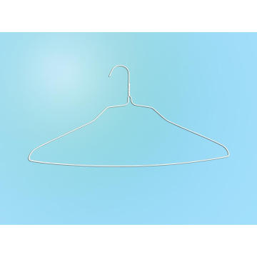 Eco-Friendly White Powder Shirt Hanger