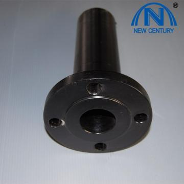 Long welding neck flange forged