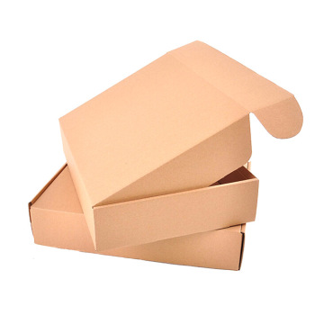 Custom t shirt packaging corrugated box
