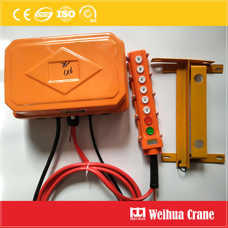 Hoist Electrical Box