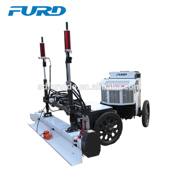 Hydraulic Four-wheel Somero Laser Screed for Sale (FJZP-220)