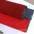 designed popular ribbed mat outdoor mats with striped