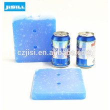 PCM phase changing material ice pack freezer brick