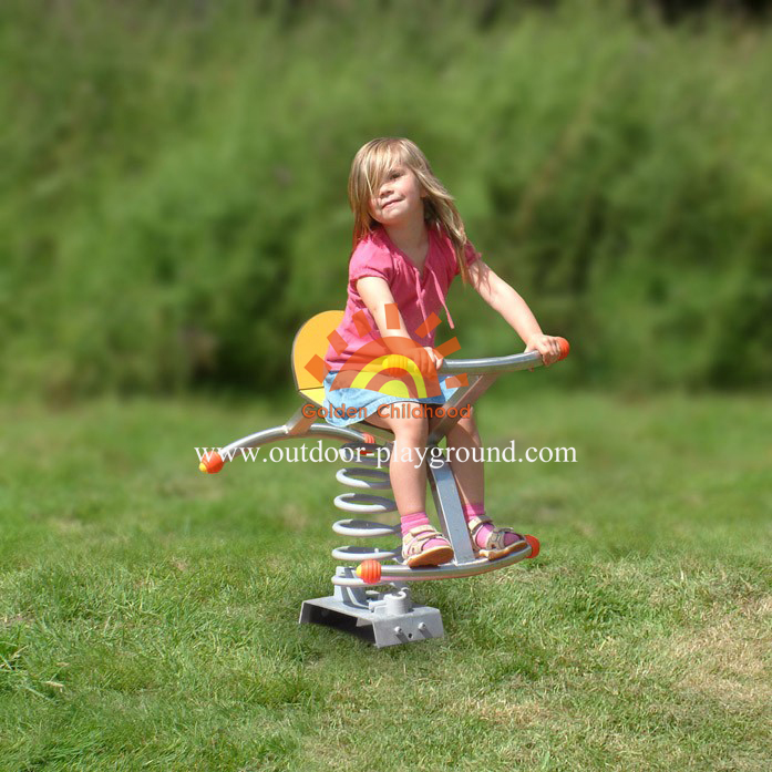 Plastic Spring Seesaw For Kids