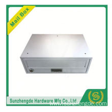 SMB-065SS Professional Manufacturer Of Waterproof Stprage Mailbox For European Sale Letter