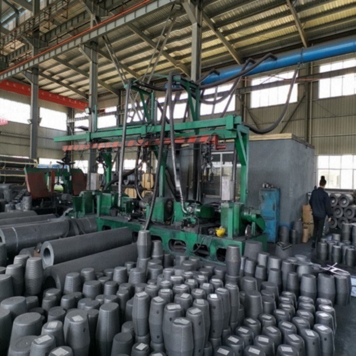 Graphite Electrode UHP450 for Arc Furnace