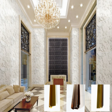 The New Interior Wall Decoration Materials PVC Marble Sheet