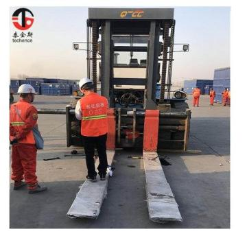 30ton loading forklift mining fork for hot sale