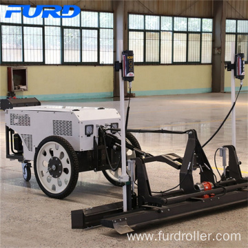 FDJP-24D Hand Push Automatic Laser Screed For Concrete