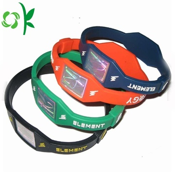 Silicone Power Balance Ion Magnetic Wristband Energy Bands