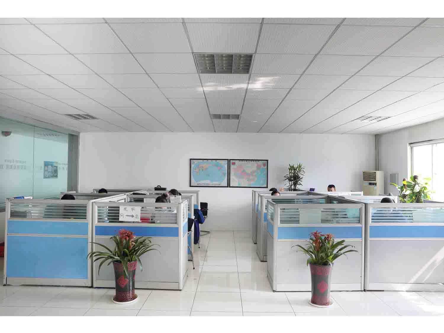 Shandong volin heavy machinery office