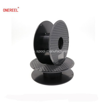 Empty 3D Filament Plastic Spool for 3D Printing