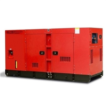 Electric 20kva Silent Industrial Generator Set