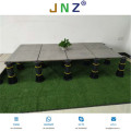 Adjustable Raised Floor Pedestals screw jacks stand