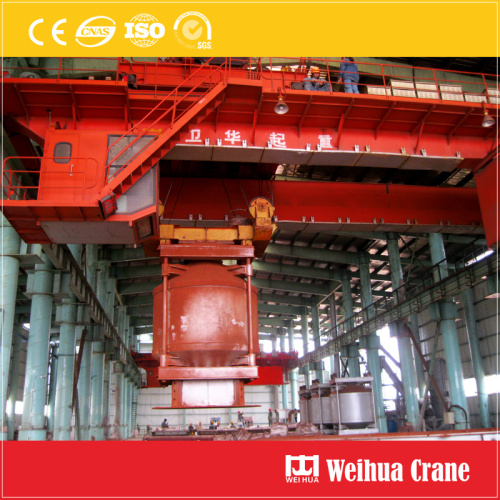 Intelligent Bucket Crane 50 Ton