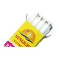White Candle Solid Candle Paraffin Wax