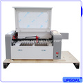 Small Hobby Co2 Laser Engraver Cutter Machine 65W 600*400mm