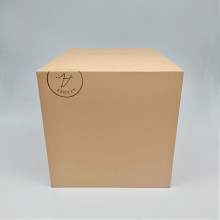 Luxury Custom Cardboard Drawer Box For Handcrafted Gift