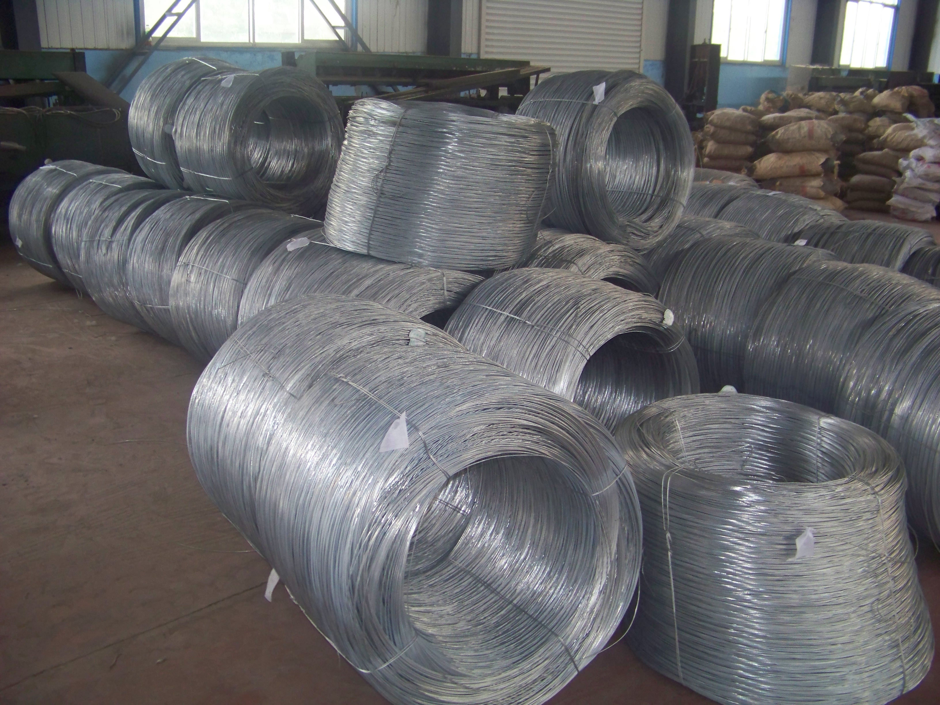 galvanized wire 7