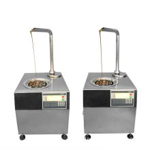 New Design Tempering Machine Ice Cream Chocolate Coating Machine For Sale